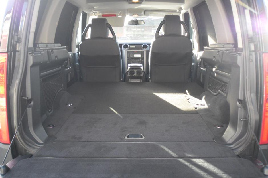 2009 Land Rover Discovery 3 Commercial Van D Melling Amp Sons